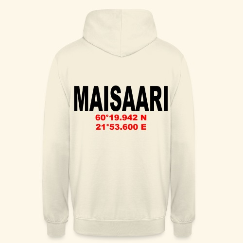 """Maisaari - Huppari """"unisex"""""""