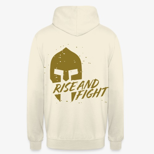 RISE AND FIGHT - Unisex Hoodie