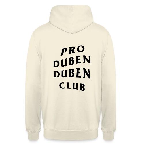 Pro Duben Duben Club S1 - Unisex Hoodie