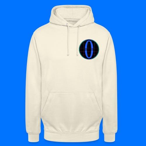 oldwave emblem png - Unisex Hoodie