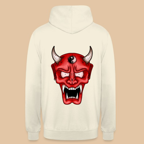 Red Devil - Sweat-shirt à capuche unisexe