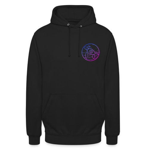 Meet me where the stars kiss the ocean - Unisex Hoodie