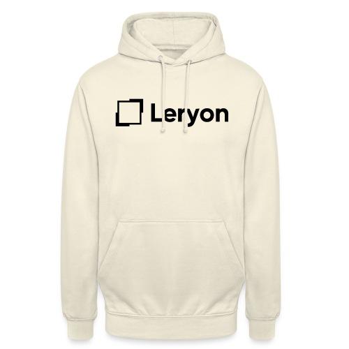 Leryon Text Brand - Unisex Hoodie