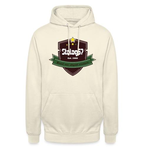 logo - Sweat-shirt à capuche unisexe
