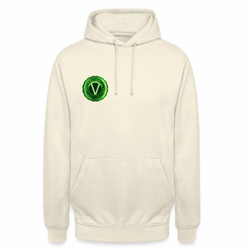 V_Logo_gross - Unisex Hoodie