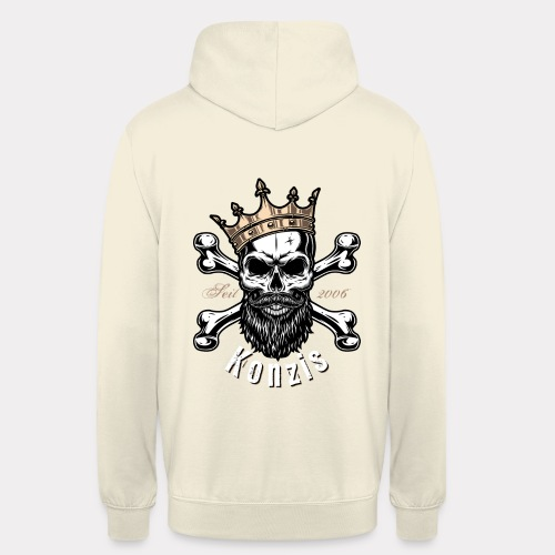 Skull Bones Logo - Unisex Hoodie