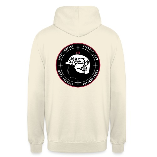Ghost Company Airsoft - Sweat-shirt à capuche unisexe