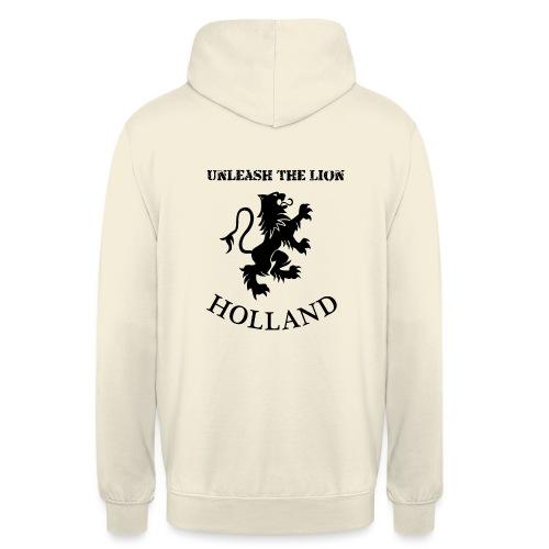 HOLLAND Unleash the LION - Hoodie unisex