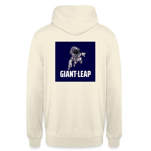 GiantLeap Astronaut - Unisex Hoodie