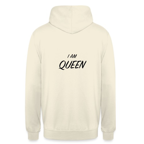 Queen - Sweat-shirt à capuche unisexe