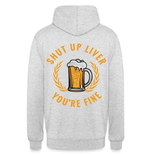 """Beer Design - Huppari """"unisex"""""""