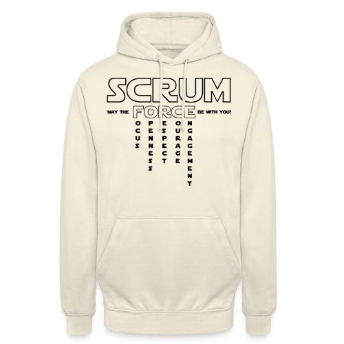 SCRUM FORCE - Unisex Hoodie