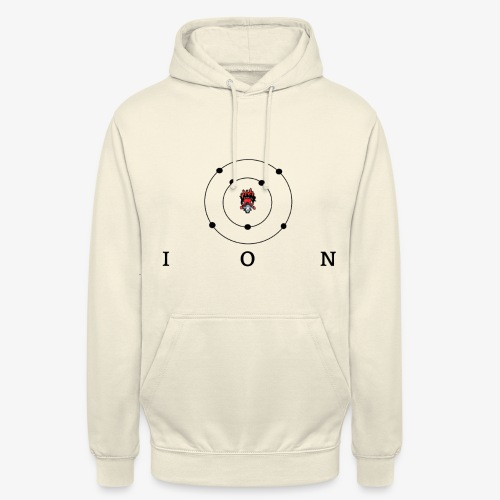 logo ION - Sweat-shirt à capuche unisexe