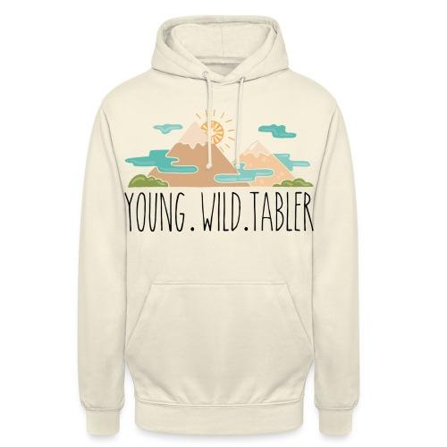 young.wild.tabler - Unisex Hoodie