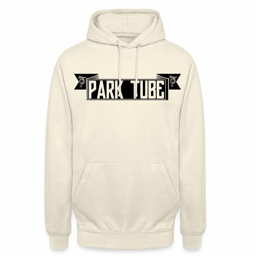 ParkTube Banner schwarz - Unisex Hoodie