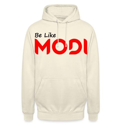 Be Like MoDi - Bluza z kapturem typu unisex
