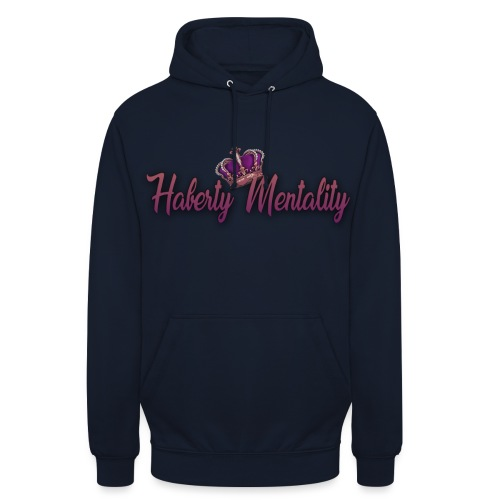Haberty Mentality - Sweat-shirt à capuche unisexe