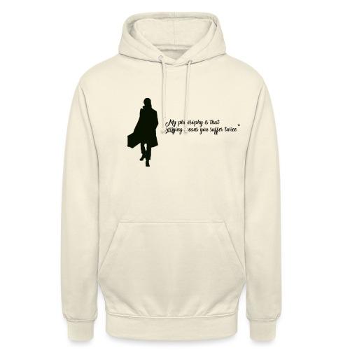 Newt - Sweat-shirt à capuche unisexe