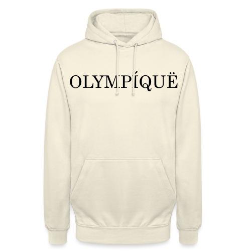 OLMPQ - Hoodie unisex