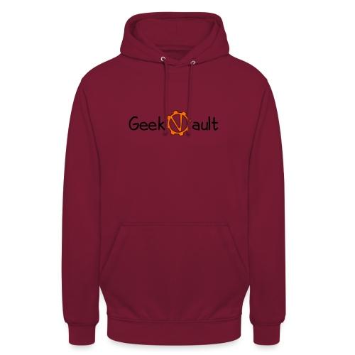 Geek Vault Tee - Unisex Hoodie