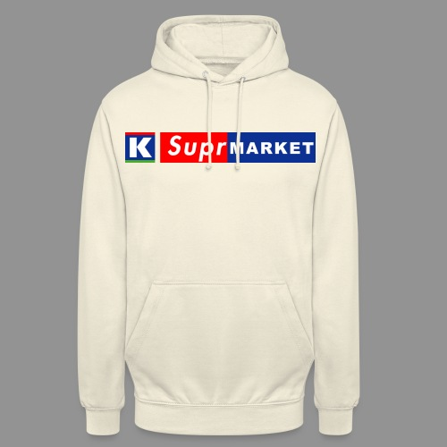 "K-Suprmarket - Huppari ""unisex"""