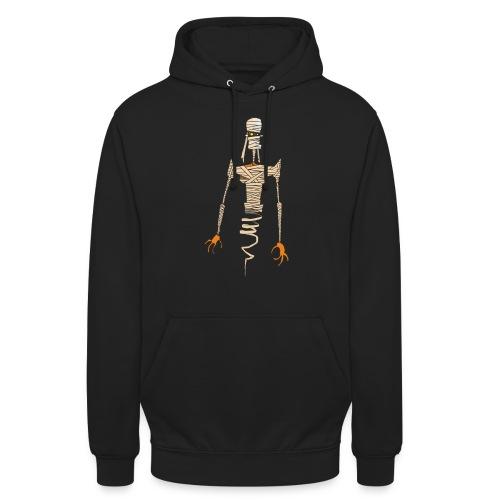 mummia - Felpa con cappuccio unisex