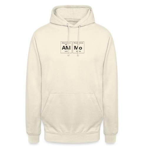 Ammo - Hættetrøje unisex