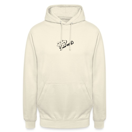 Simon's Brand - Sweat-shirt à capuche unisexe