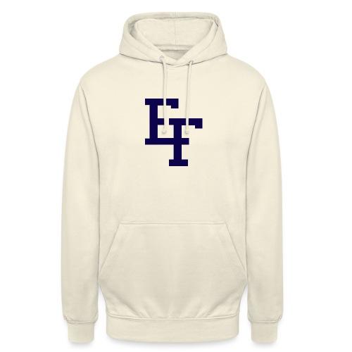 East Finchley Logo Navy - Unisex Hoodie