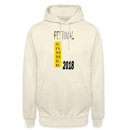 Festival Saison 2018 #1 - Unisex Hoodie
