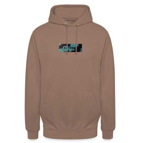 Extinct box logo - Unisex Hoodie