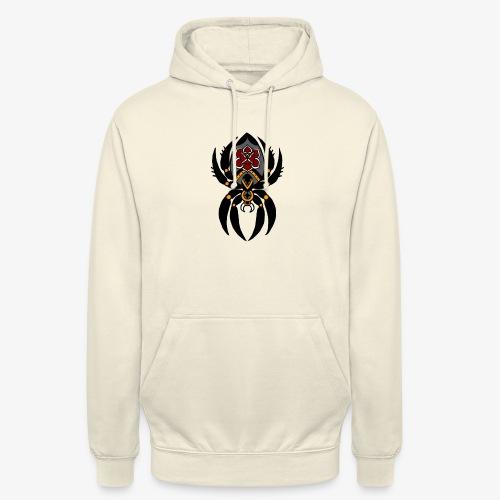 spider - Sweat-shirt à capuche unisexe