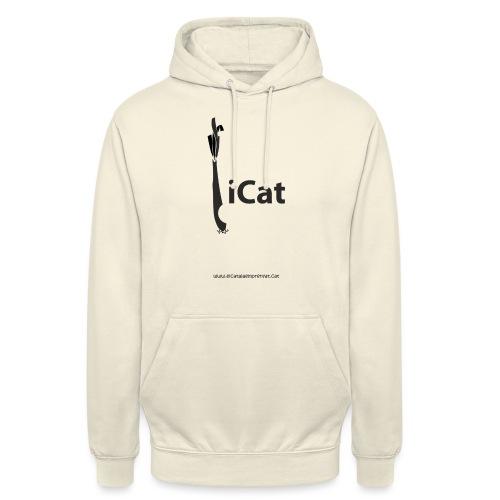 iCat - Sudadera con capucha unisex