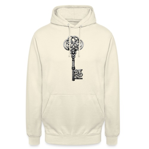 CHAVE-celtic-key-png - Sudadera con capucha unisex