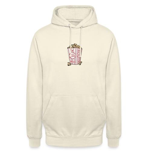 Popcorn trøje   ML Boozt   - Hættetrøje unisex