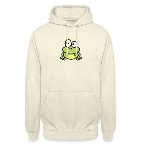 Frog Tshirt - Unisex Hoodie
