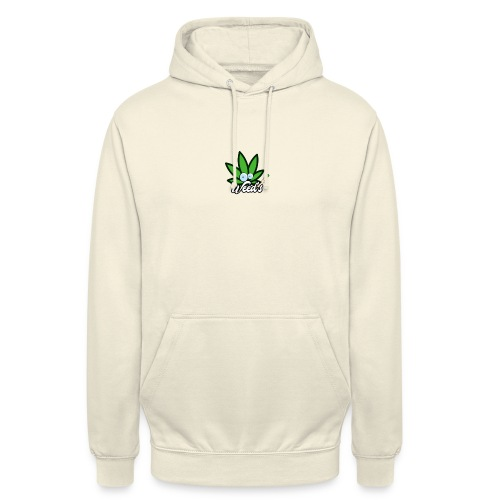 Weed's - Sweat-shirt à capuche unisexe