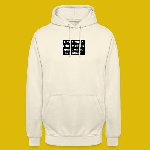 PAR FEE - Sweat-shirt à capuche unisexe