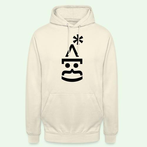Nikolaus 2.0 T-shirt zu Weihnachten Weihnachtsmann - Unisex Hoodie