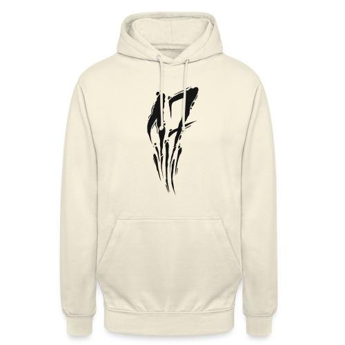 17 - Sweat-shirt à capuche unisexe