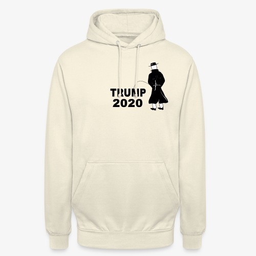 Pissing Man against Trump 2020 - Unisex Hoodie