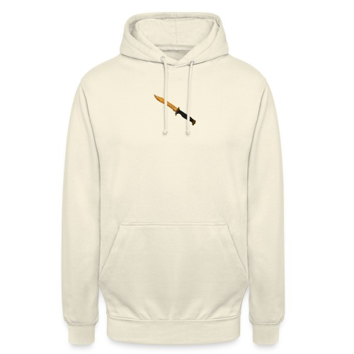 Bowie Knife Tiger Tooth - Unisex Hoodie