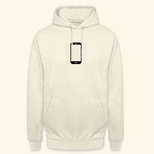 Phone clipart - Unisex Hoodie
