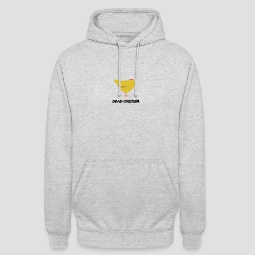 dead chicken - Sweat-shirt à capuche unisexe