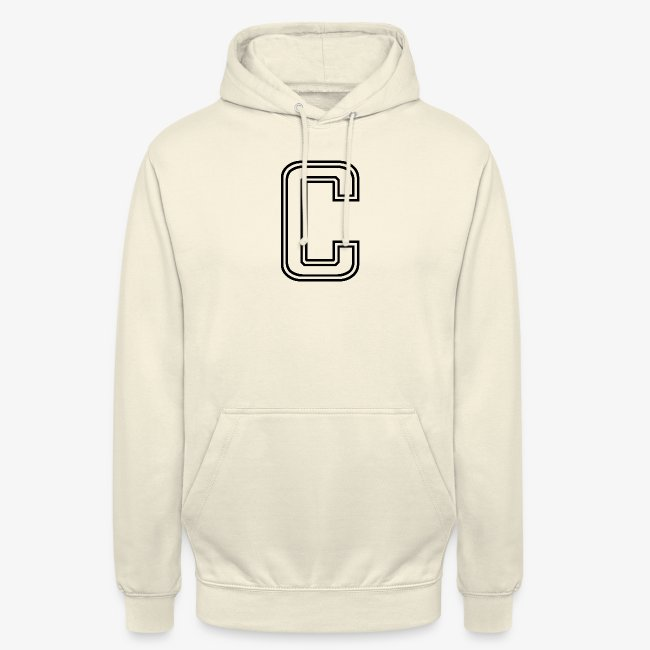 thiccc C logo WHITE
