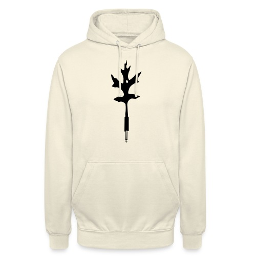 naturally connected - Unisex Hoodie