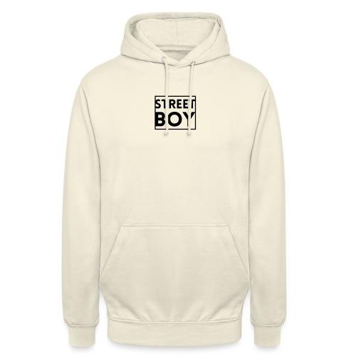 street boy - Sweat-shirt à capuche unisexe