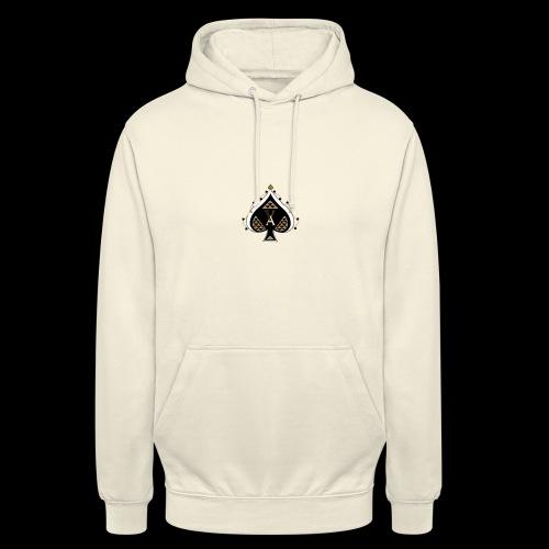 Ace Dark & Bright - Sweat-shirt à capuche unisexe