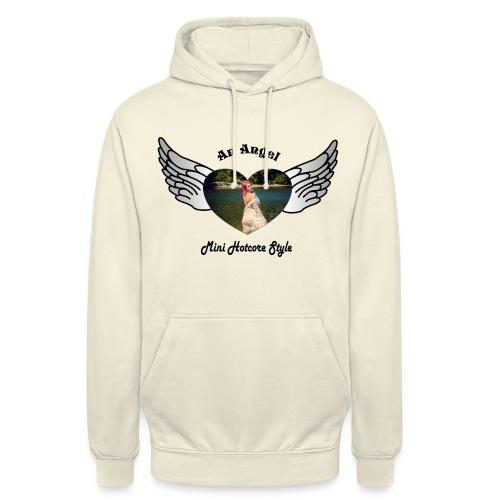 An Angel bunt - Unisex Hoodie