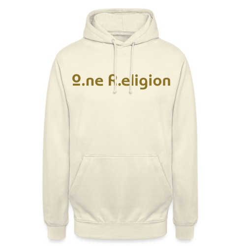 O.ne R.eligion Only - Sweat-shirt à capuche unisexe